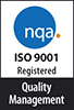 CRL is ISO 9001 accredited