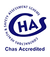 CRL is CHAS accredited