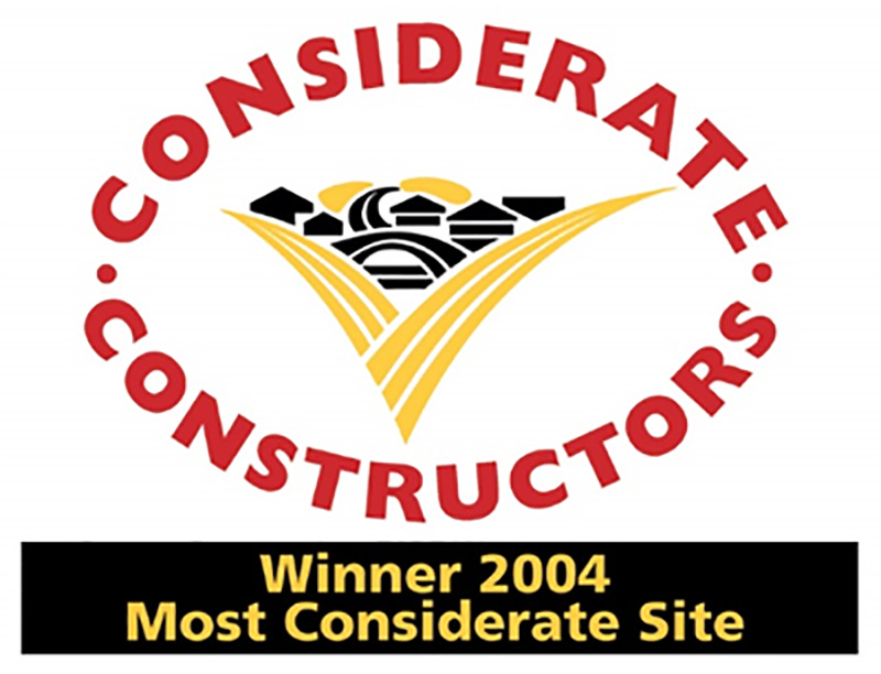 2004 Considerate Constructors Award – Most Considerate Site